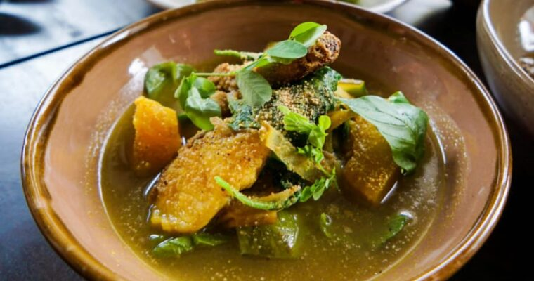 Cambodian Food In The News