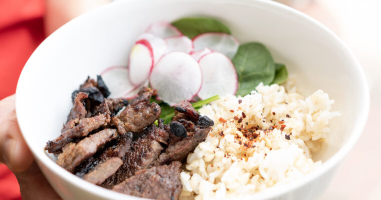 Cambodian BBQ Beef