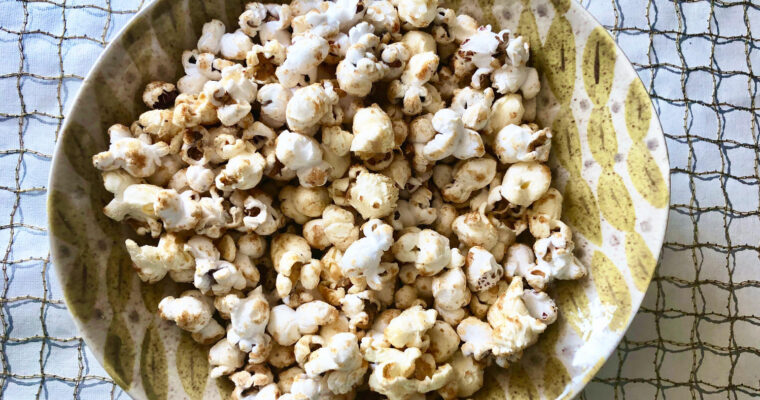 Galangal Kettle Corn