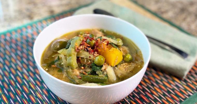 Cambodian Gumbo
