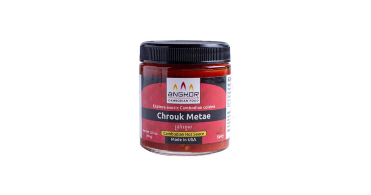 Everything you need to know about Cambodian Chrouk Metae (Chili Paste)