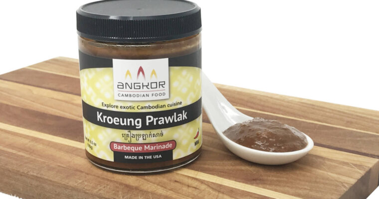 Reasons to Cook with Kroeung Prawlak