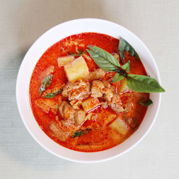 PINEAPPLE CURRY *