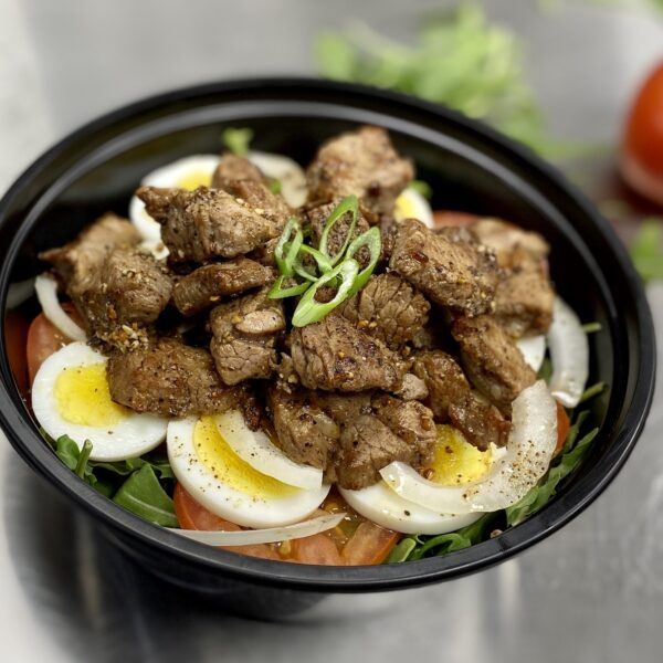 Steak and Salad (Lok Lak)