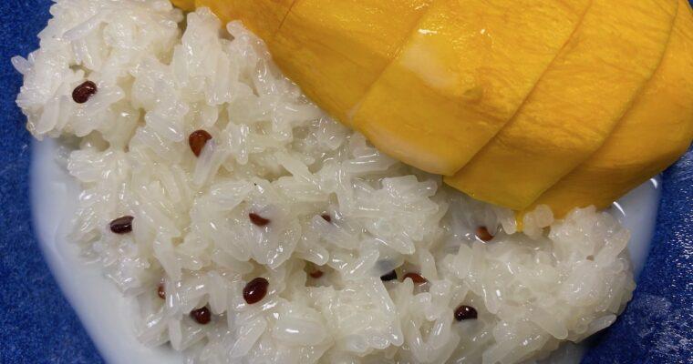 Cambodian Mango Rice